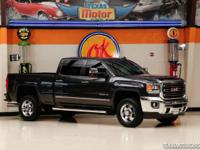This Carfax 1-Owner 2015 GMC Sierra 2500HD is in good
