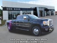 We are excited to offer this 2015 GMC Sierra 3500HD.