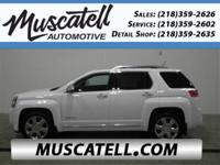 Outstanding design defines the 2015 GMC Terrain! You'll