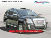Options:  2015 Gmc Terrain Awd 4Dr Denali|4-Wheel