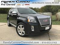 Options:  2015 Gmc Terrain Denali|Carbon Black