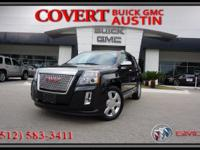 Denali Edition 2015 GMC Terrain sport utility vehicle