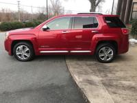 This used 2015 GMC Terrain in Reidsville, NC comes with