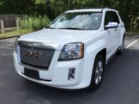 This used 2015 GMC Terrain Denali is located at Vann