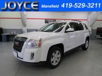 2015 GMC Terrain SLE-2 Clean CARFAX. Vehicle Highlights
