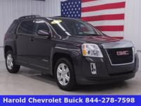 This 2015 GMC Terrain SLT-1 is ready for travel. Open