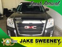 Our 2015 GMC Terrain SLE has aced its 172 Point