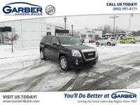 Introducing the 2015 GMC Terrain SLE-1! Featuring a