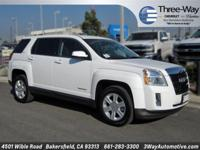 Options:  2015 Gmc Terrain Sle-1|White|Just Reduced!