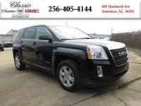 Options:  2015 Gmc Terrain Sle|Black/|V4 2.4L