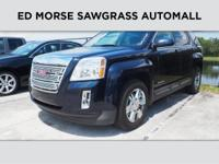 SLE trim. GMC Certified, ONLY 23,114 Miles! EPA 32 MPG