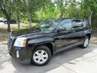 This 2015 GMC Terrain 4dr FWD 4dr SLE with SLE-1
