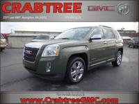 Options:  2015 Gmc Terrain Sle-2|Awd Sle-2 4Dr
