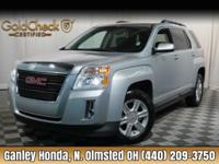 2015 GMC Terrain SLE-2 CLEAN CARFAX ONE OWNER,