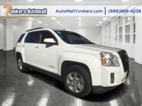 Grand and graceful, this 2015 GMC Terrain banished all
