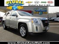 GM CERTIFIED !! This 1-owner GMC Terrain has it all !!