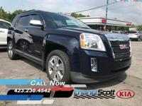 This 2015 GMC Terrain SLT will sell fast -Leather