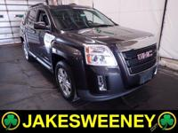 Our 2015 GMC Terrain has aced its 172 Point Inspection