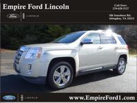 Options:  2015 Gmc Terrain Slt-2|Awd Slt-2 4Dr