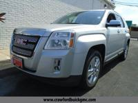 Look at this 2015 GMC Terrain SLT. Its Automatic