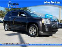 New Price! This 2015 GMC Terrain SLT-2 in Gray
