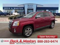 Options:  2015 Gmc Terrain Fwd Slt-2|Automatic|2.4L