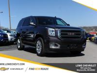 ONE OWNER, 4WD, 2015 Low Mile, Gorgeous YuKon!!, Priced