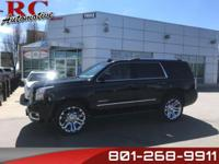 Our amazing One Owner, CarFax Approved, 2015 GMC Yukon