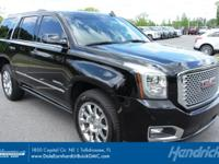 Denali trim. CARFAX 1-Owner, LOW MILES - 38,666! Heated