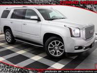2015 GMC YUKON DENALI ONE OWNER!! FOUR WHEEL DRIVE!!