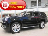Definitely Stunning! This Showroom Condition 2015 Yukon