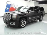 2015 GMC Yukon 6.2L V8 Engine,Leather interior,3rd Row