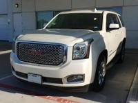 Looking for a clean, well-cared for 2015 GMC Yukon?