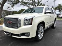 This 2015 GMC Yukon Denali is proudly offered by