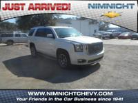 Excellent Condition, CARFAX 1-Owner, GMC Certified.
