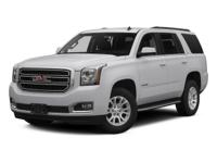 White 2015 GMC Yukon Denali 4WD 6-Speed Automatic