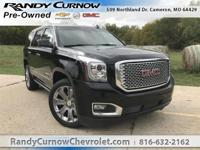 Options:  2015 Gmc Yukon Denali|Onyx Black|Jet Black