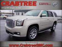 Options:  2015 Gmc Yukon Denali|4X4 Denali 4Dr