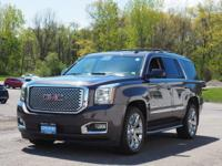This 2015 GMC Yukon DENALI is a real winner with