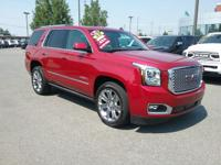 This 2015 GMC Yukon Denali is offered to you for sale