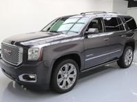 2015 GMC Yukon with Denali Package,Leather Seats,Power