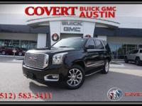 Denali Edition 2015 GMC Yukon sport utility vehicle