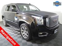 2015 GMC Yukon Denali with a EcoTec3 6.2L Engine.