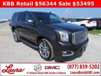1-Owner New Vehicle Trade, Sold Here New! Denali 6.2 V8