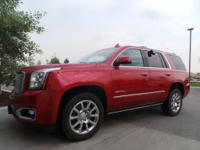 Options:  2015 Gmc Yukon 1500 Denali|Certified