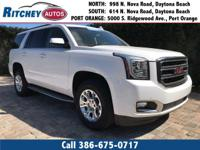 CERTIFIED PRE-OWNED 2015 GMC YUKON SLE 2WD**ONE