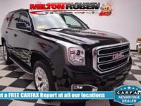 Options:  2015 Gmc Yukon Sle|Miles: 35786Color: Onyx