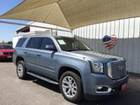 Step into the 2015 GMC Yukon! It just arrived on our