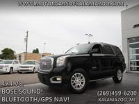 Options:  2015 Gmc Yukon Sle|4X4|Parking Sensors|3Rd