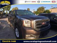 Options:  2015 Gmc Yukon Slt|Gray|Recent Arrival! Coral